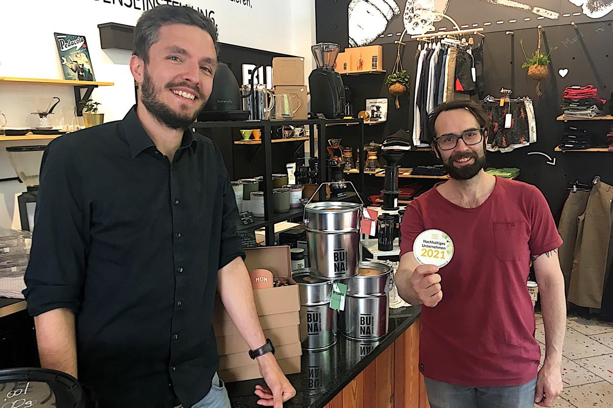 BUNA Coffee Roasters